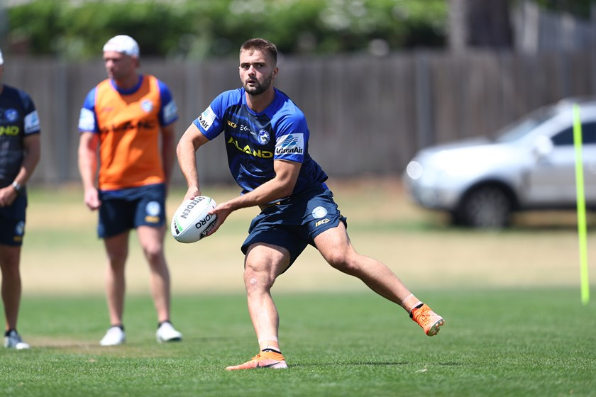Eels Pre-Season Training – December 4, 2019: Nowhere To Hide