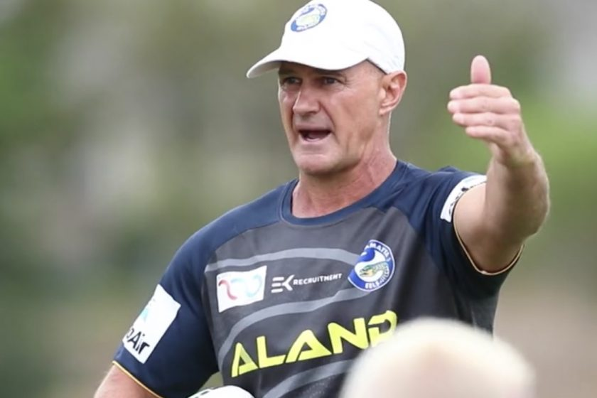 Eels Pre-Season Training – January 6, 2020: Welcome To The New Year