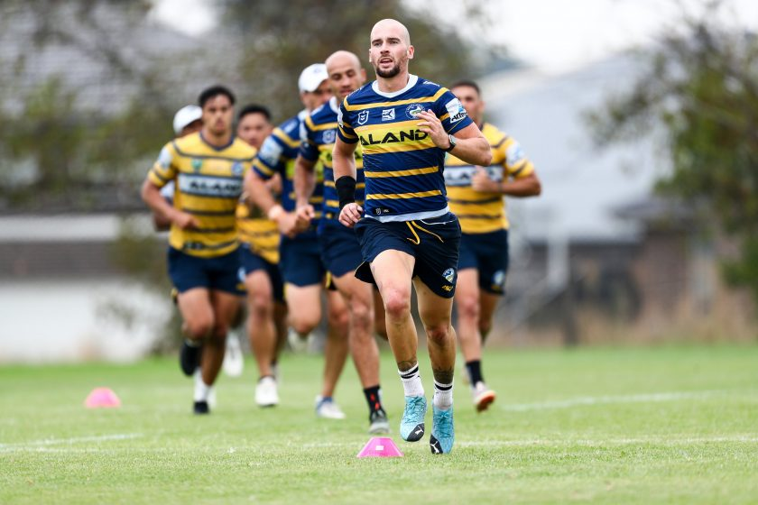 Eels Pre-Season Training – January 13, 2020: The Battle Heats Up!