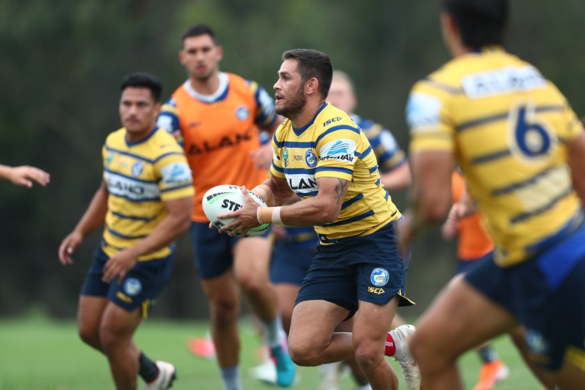 Eels Pre-Season Training – February 24 & 26, 2020: Defence, More Defence, And Team List Wednesday
