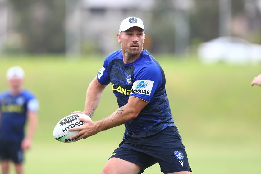 Bryce Cartwright – Eels Seek Bonanza From Low Risk Gamble