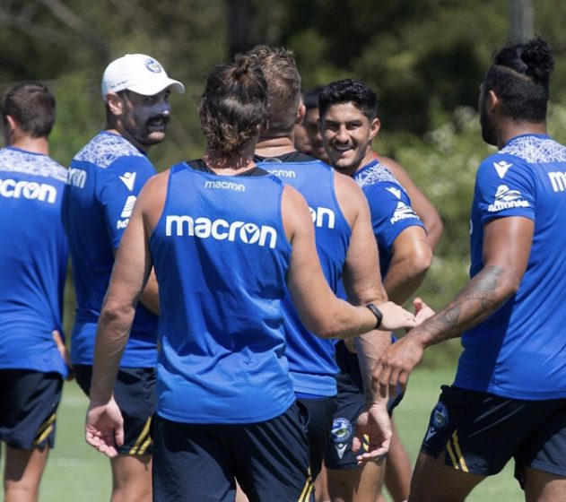 Eels Pre-Season Training – January 18, 2021: Fergo And Sivo Star