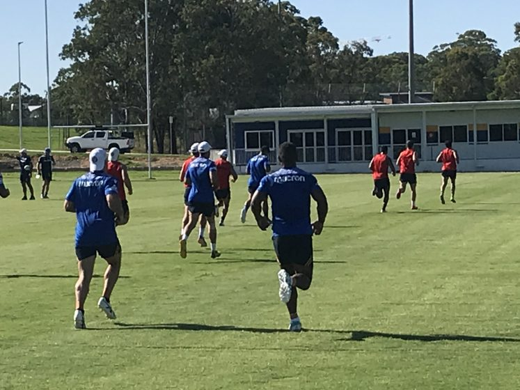 Eels Preseason Training – January 22, 2021: This Is Serious Mum