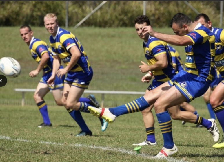 Parramatta Stories – Issue 1, 2021: The Boys In Blue (and Gold)