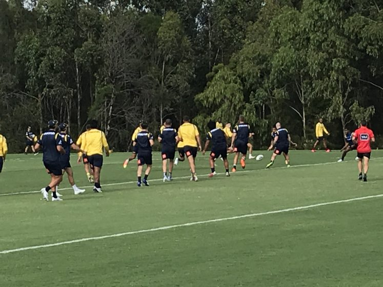 Eels Pre-Season Training – February 15 & 17, 2021: Ready To Play Edition