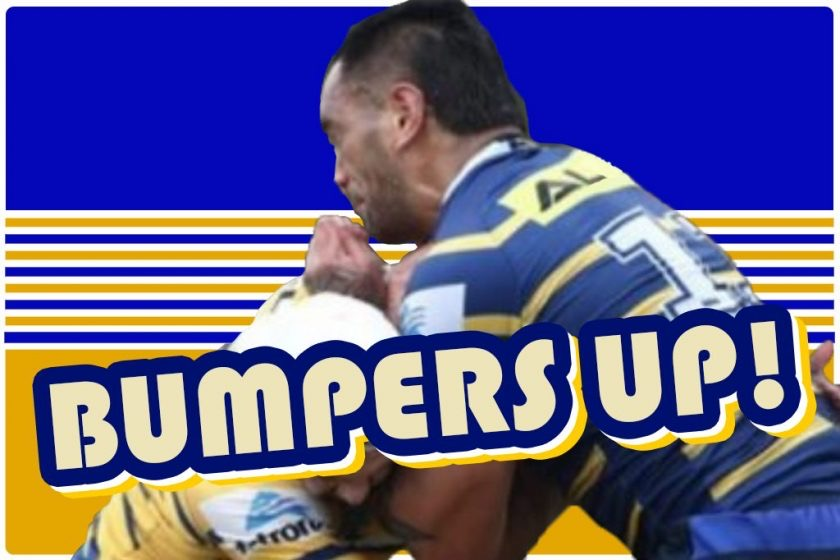 Bumpers Up – May 3, 2021: Parramatta Proud