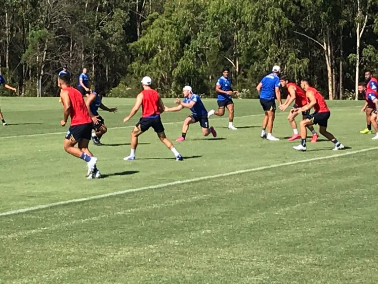 "Eels Pre-Season Training – February 3, 2021: ""The Papa, Carty, Moses, Haze, JA, et al Highlights Session"""