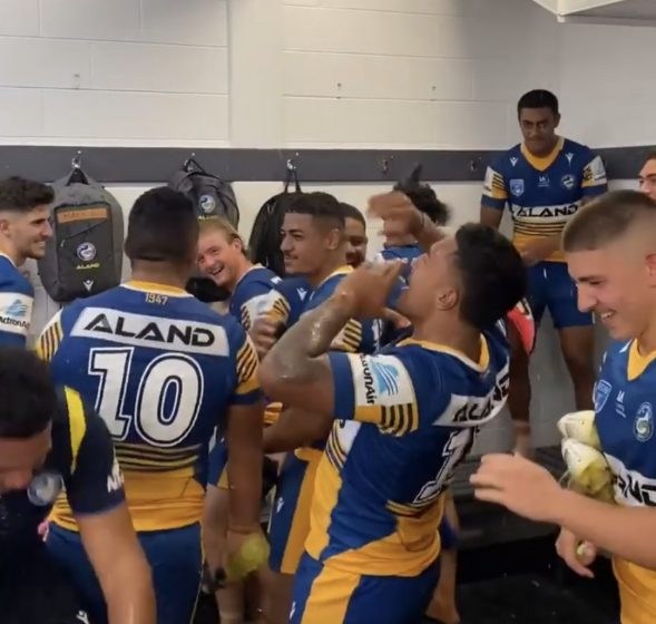Parramatta Eels Junior Reps – A Week In The Life