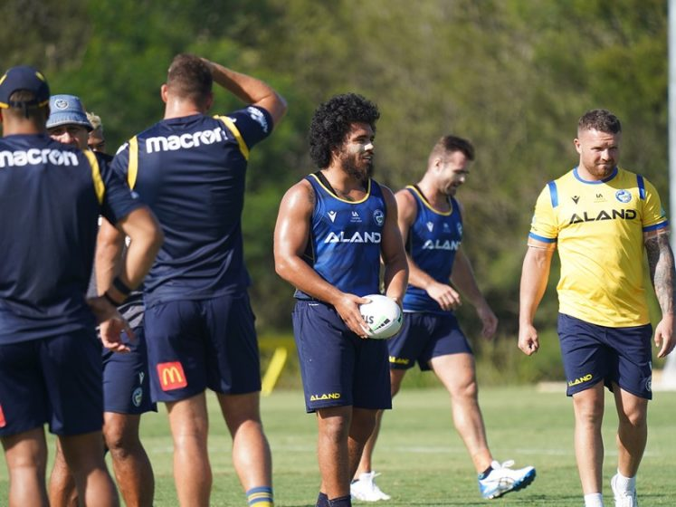 Eels Pre-Season Training – March 8, 2021: The Report Card