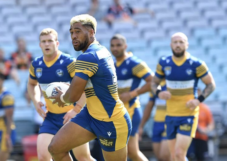 Parramatta Eels Knock On Effect NSW Cup Review